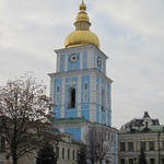 Ukraine - Kiev - Cathédrale Saint-Michel