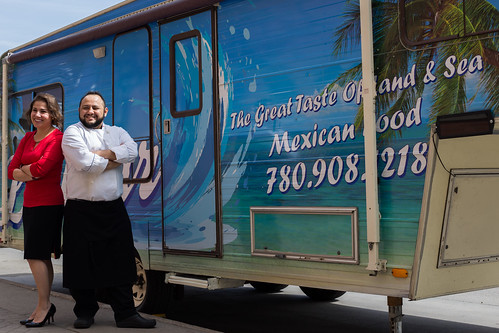 La Mar Food Truck Pop-Up