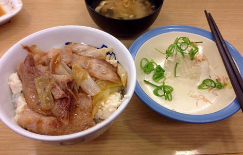 matsuya-gingerlunch3