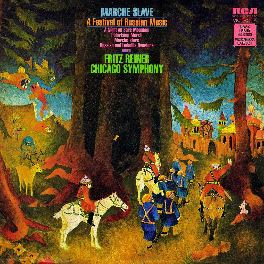 Fritz Reiner - A Festival of Russian Music