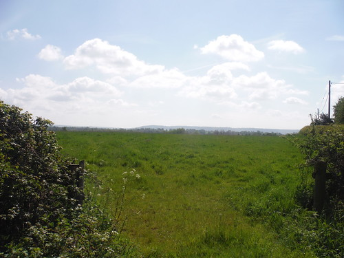 Chiltern Views from Lane in Moreton