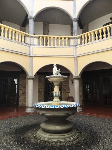 courtyard, Toscana