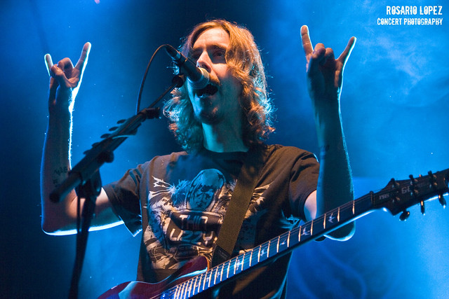 Opeth, Sala Apolo