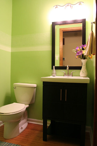 bathroom - finished!