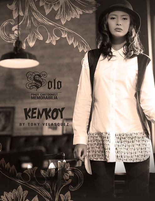 Female Winner of Solo Online Model Search 2011, Pheobe Rutaq