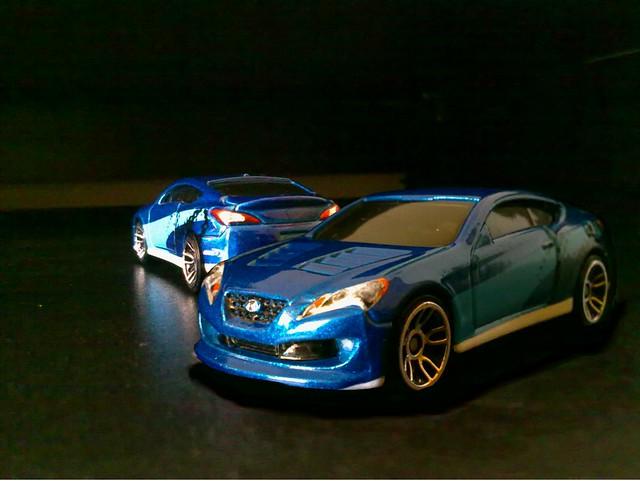 Hyundai Genesis Coupe Hot Wheels Flickr Photo Sharing