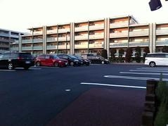 石窯パン工房 ベルベたまプラーザ店の駐車場