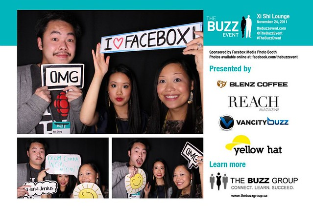 The Buzz Event | Shangri-La Hotel Xi Shi Lounge