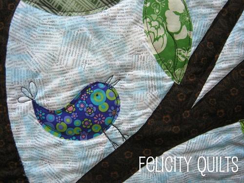 preschool quilt detail 1
