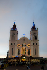 cathedral in baguio