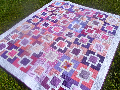 Quilting for Kids Garden Fence