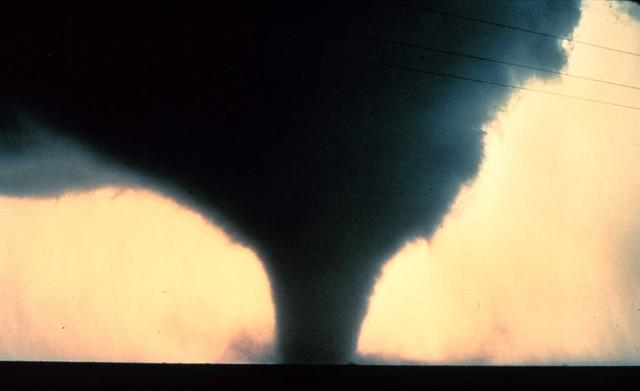 Seymour, TX tornado