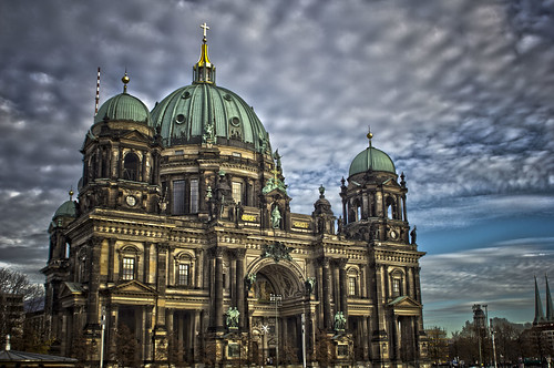 Free Berlin Attractions: Berlin Cathedral