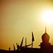 Sun Set near charminar by Dinesh Designs & Photography