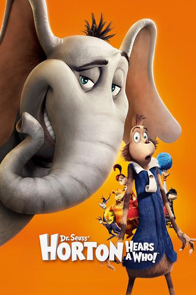 Хортон / Dr. Seuss' Horton Hears a Who! (Джимми Хейуорд, Стив Мартино / Jimmy Hayward, Steve Martino) [2008 г., мультфильм, комедия, приключения, BDRip, HD + SD]