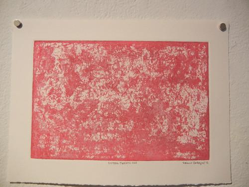 Art Practice Department Honor Student Show, Worth Ryder Gallery, UC Berkeley _ 8543