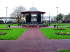Bandstand @ Victoria Gardens Neath 3rd Dec 2011 (1)