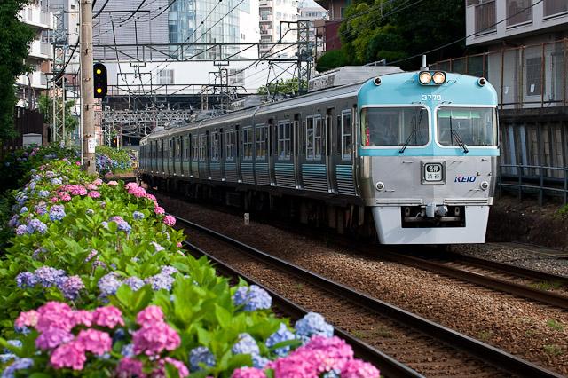 京王電鉄井の頭線3000系 3029F 0620