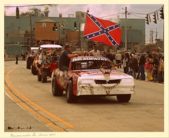 The 5th Annual Bawcomville Redneck Christmas Parade