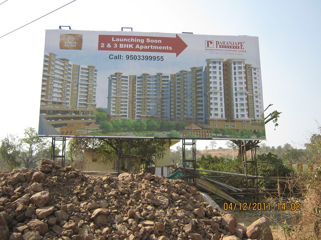 Paranjape Schemes to launch 2 BHK & 3 BHK Flats at Forest Trails Bungalows at Bhugaon, Pune 411 042