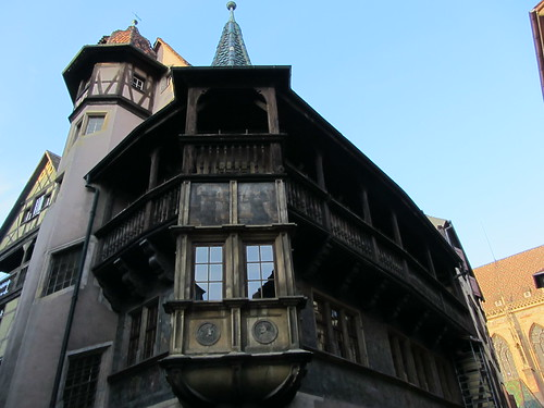 Maison Pfister in Colmar