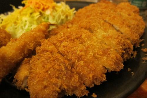 Wako Donkasu: Chicken Katsu