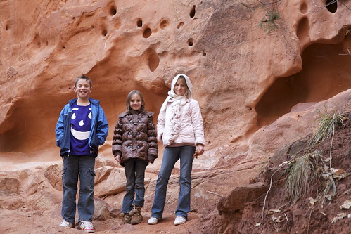 Family at Zions by tmac97slc