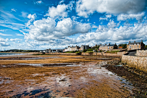 Elie Fife Scotland