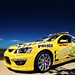 Queensland police Holden HSV Clubsport - Fatal 4 by NSW Emergency Vehicles