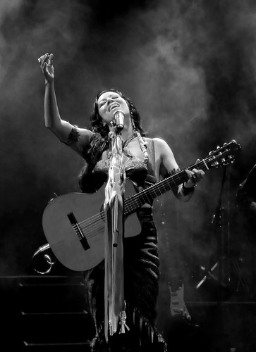 Lila Downs 4 dic 2011 by mayraacosta