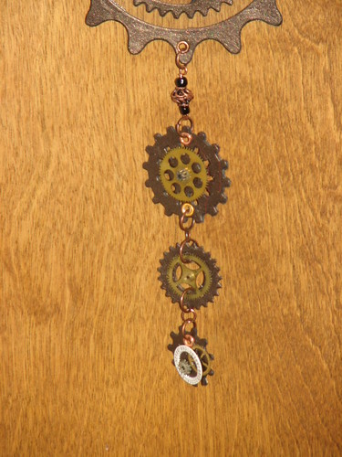 Steampunk Ornament 10