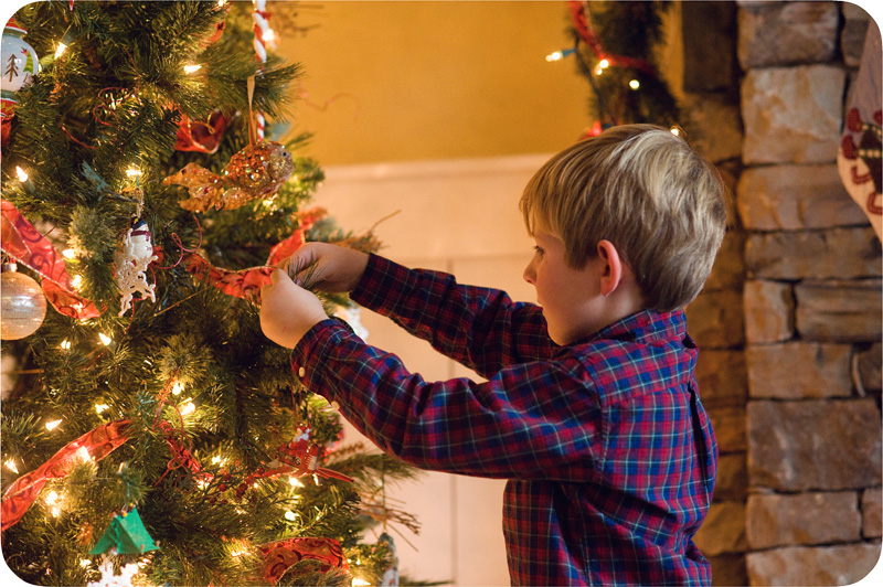 Decorating Tree 2011