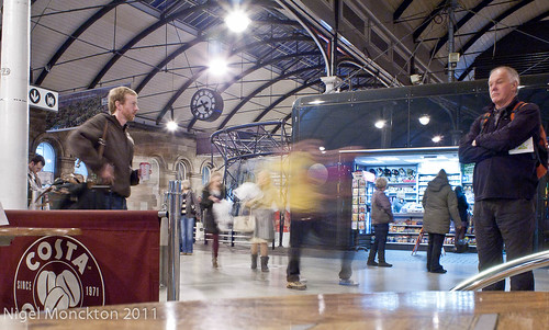Newcastle Station - 1