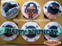 cupcake radio set