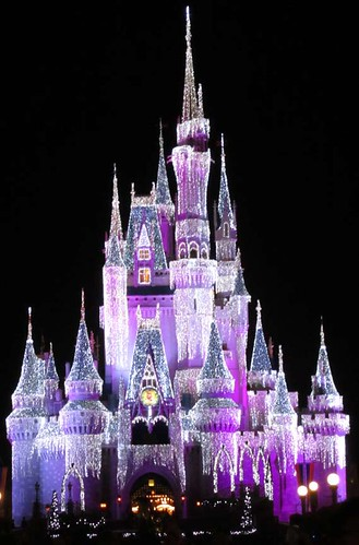 11.28.11 - Castle Dream Lights