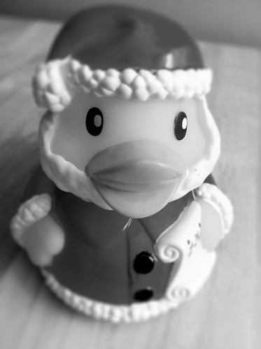 [339/365] Santa Duck by goaliej54