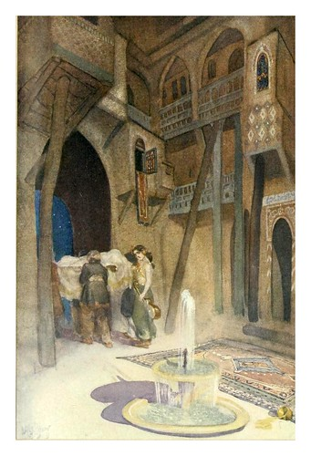 031-Rubaiyat 1909- ilustrado por Willy Pogany