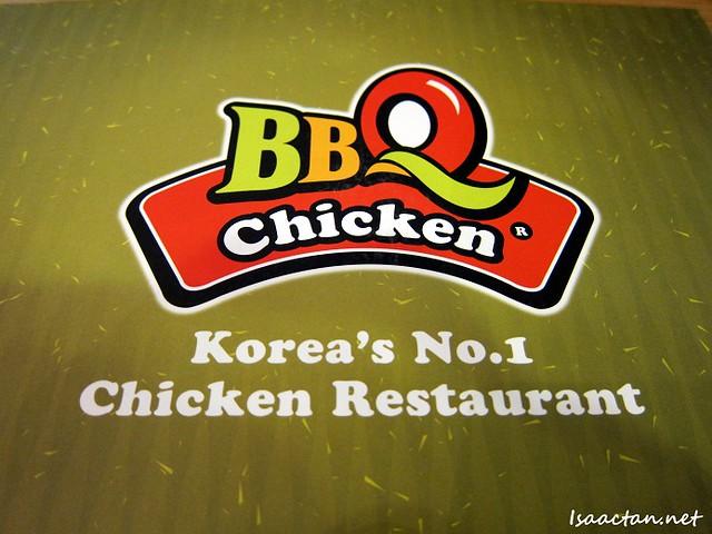 BBQ Chicken Wangsa Walk Mall