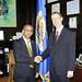 Assistant Secretary General Meets with German Director General for Latin America and the Caribbean