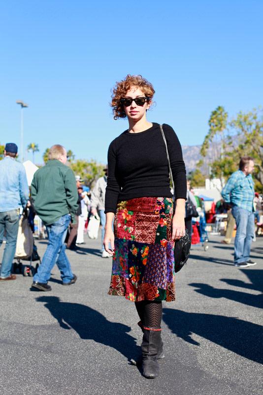 elise - pasadena street fashion style