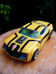 [Hasbro] Bumblebee - Transformers: Prime (Alt Mode)
