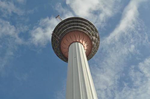 Kuala Lumpur Space Needle