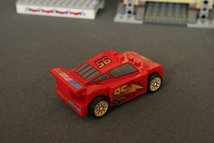 8639 Big Bentley Bust Out - Lightning McQueen 2