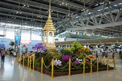Aéroport Suvarnabhumi de Bangkok