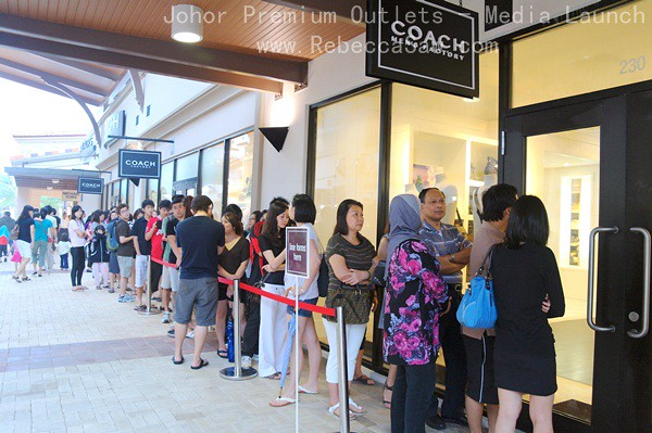 johor premium outlets - media launch