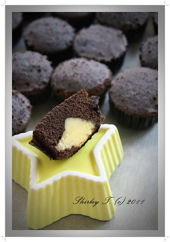 Brownies Choco Cheese