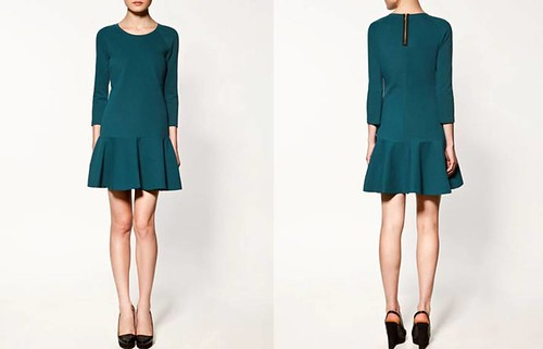 Zara-Otoño-Invierno-vestido-falda-vuelo