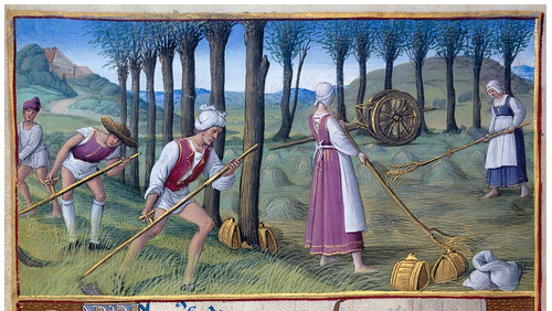 014-Hours of Henry VIII-1500-Fol. 3v detalle-Jean Poyer--© The Morgan Library & Museum
