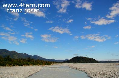 Franz Josef冰河悲剧