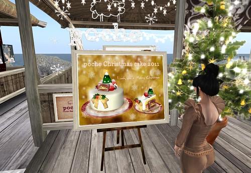 poche - Christmas Cake 2011 (free) by Cherokeeh Asteria